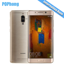 "International ROM Huawei Mate 9 Pro 4G/6G 64G/128G Android Cell Phone 2K Screen 5.5"" Kirin 960 Octa Core Dual Rear Camera S"