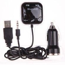 Inalámbrico para Coche Bluetooth Receptor de Audio AUX Estéreo Adaptador Receptor de Audio Bluetooth Para Auriculares Altavoces de Casa Con Cargador Doble