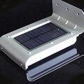 2nd Generation 16 LED Solar Power Motion Sensor Solar Garden Light Lamp Security Outdoor Lighting Garden LED Solar Light IP65