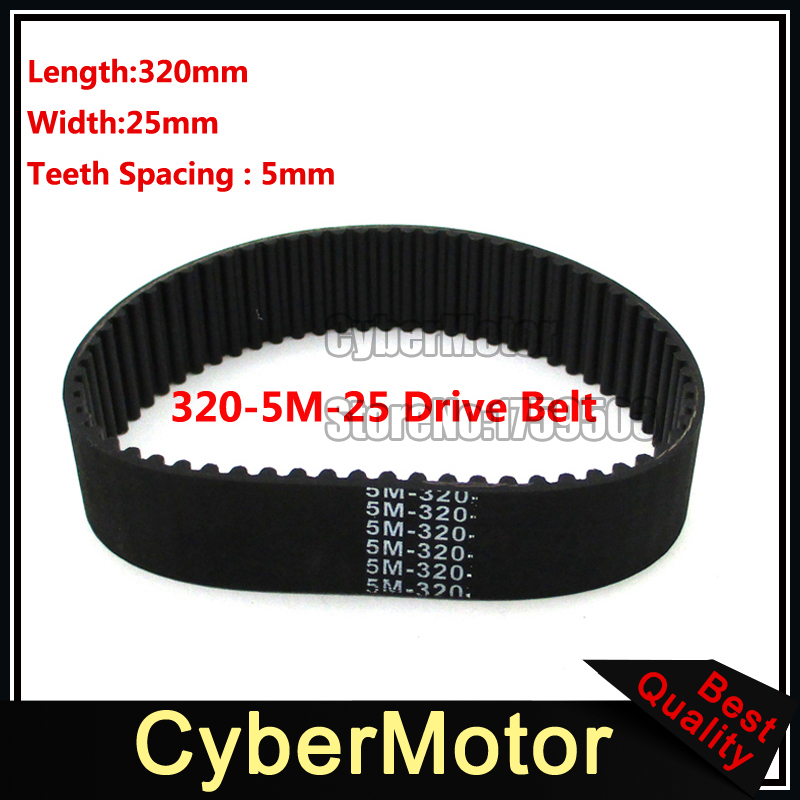 5M-320-25 Drive Transfer Clutch Belt For Bladez Moby S X SX 23cc - 40cc Electric Gas Scooter ...
