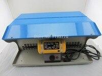 2013 Лидер продаж мини скамейка токарный станок, мини таблице полировщик, ювелирные изделия полировка двигатель с пылесборником