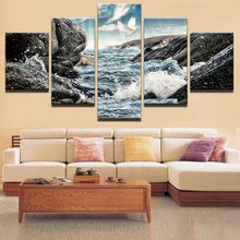 Modern Decorative HD Print Wall Art Canvas Painting Artwork Landscape Home For Living Room