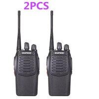 """טוקי baofeng 2pcs Baofeng BF-C1 מכשיר הקשר 16CH שני הדרך רדיו Woki טוקי UHF ניידת רדיו Ham 5W פנס PMR מקמ""""ש (1)"""