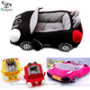 Cool Unique Dog Car Beds Detachable PP Cotton Padded Small Dog House Waterproof Bottom Puppy chihuahua Sofa Bed