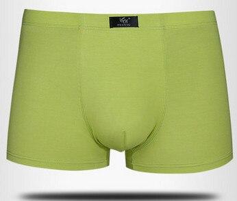 big yard Boxer Shorts homes  95%COTTON  health protection health Male panties  boxers  comfortable breathable  man boxer