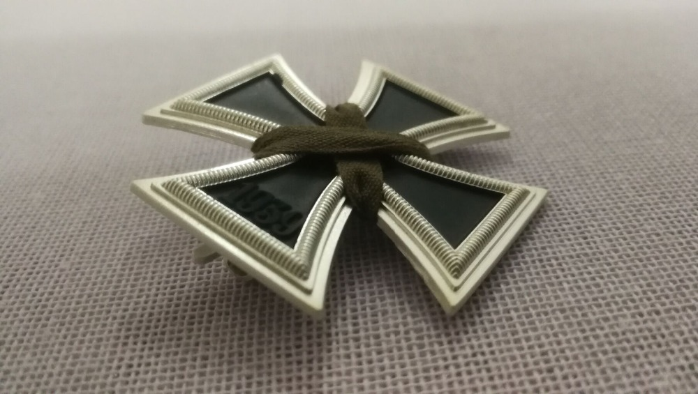 EMD  WW2 Iron Cross 1st Class1