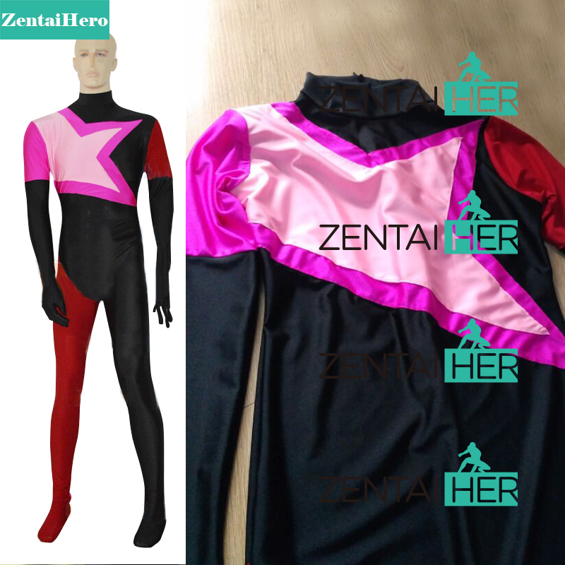 aliexpresscom buy free shipping dhl garnet from steven universe female superhero catsuit cosplay halloween costume bodysuit jumpsuit shp402 from reliable - Universe Halloween Costume