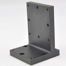 A47-3 SURUGA SEIKI Z-axis bracket displacement lifting adapter plate aluminum alloy