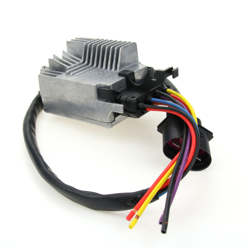 Radiato Cooling Fan Control Module For Audi A6 C6 Skoda Octavia 20 Wiring Tdi Tfsi 4f0959501e 4f0959501g 4f0959501a 4f0959501c In Air Conditioning Installation