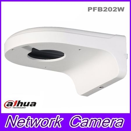 In Stock CCTV Accessories Original DaHua Wall Mount Bracket PFB202W Water-Proof Bracket for SD22204T-GN аксессуары для акустики sonance lcr1 sur1 in wall flex bracket