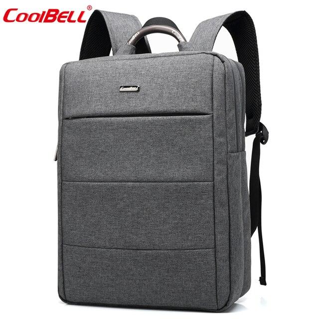 9012b72ef46e Coolbell防水15.6インチのラップトップバックパック用macbook pro 15 retina 15.6インチ