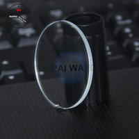 High Quality Cated Anti scratch Watch Glass Crystal for Diesel watch DZ4309