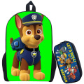 Puppy Patrol Backpack Boys Girls School Bags Children Mochila Infantil Kindergarten Backpacks Kids Bag Patrulla Canina