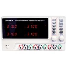 KORAD KA3303P Three Way Programmable Adjustable DC Regulated Power Supply USB Interface Remote Control Function Synchronous Data
