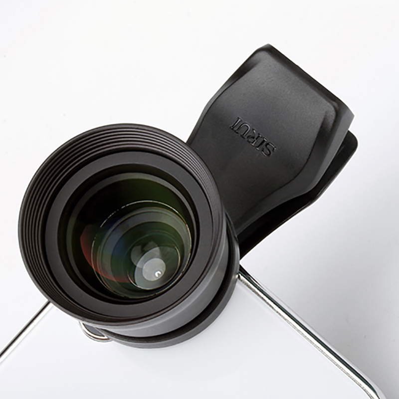 Sirui 60mm Portrait Mobile Phone Lens with Clip HD 4K Telephoto Lenses for iPhone Max Xs X Pixel 3 Samsung S8 S9 Huawei P20 Pro