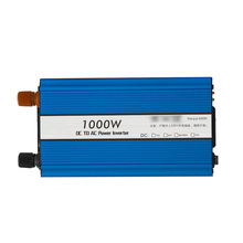 цена на 1000W Car Inverter DC 12V 24V to AC 220V Portable Modified Sine Wave Power Inverter Adapter Charger Voltage Converter