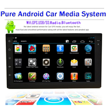 """Double 2 Din Android 4.2 Car Electronics PC Tablet 2 din 7""""inch GPS Navigation Car Stereo Radio DVD Player Player Bluetooth"""
