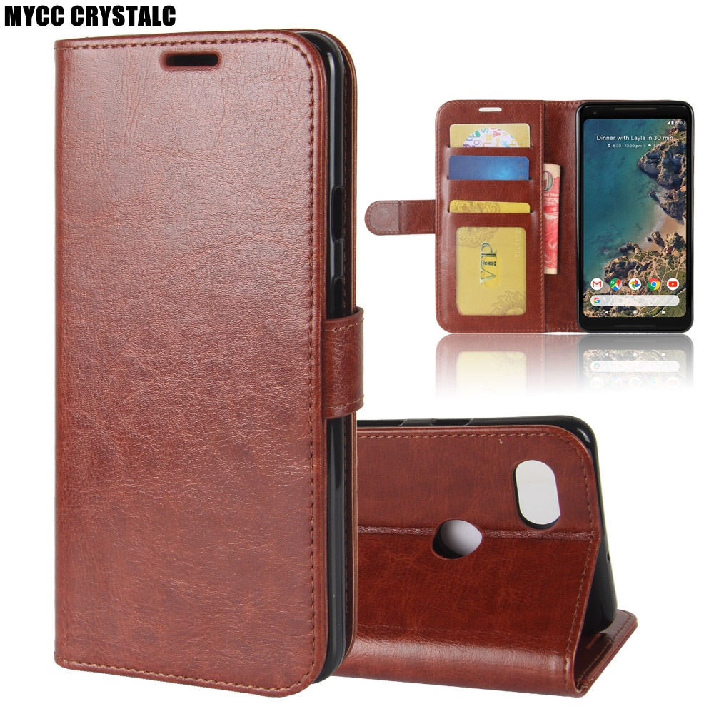 Galaxy S8 Holster, J&D PU Leather Holster Pouch Case with