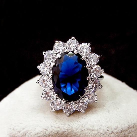 Yanhui Original 925 Solide Silber Ring Für Frauen Solitaire 1.5ct Diamant Engagement Ringe Hochzeit Finger-ring Edlen Schmuck Ynr121 Um Jeden Preis Schmuck & Zubehör Eheringe