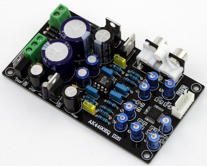 Frss-Shipping-AK4490EQ-AK4490-II2S-DAC-decoder-board-AC15V-0-AC15V-15W--AC9V-10W (1)