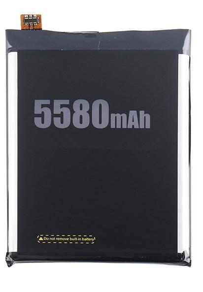 Original New Doogee S60 Battery 5580mAh Polymer Li-ion 3.8V Batteries For Doogee S60 Phone BAT17M15580