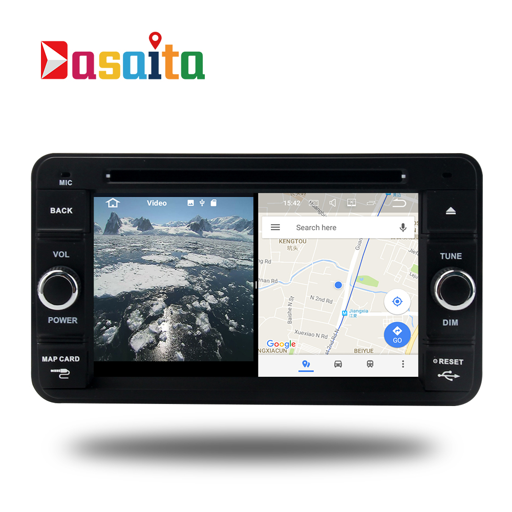 Car 2 din radio android 8 1 GPS Navi for Suzuki Jimny 2007 autoradio navigation head