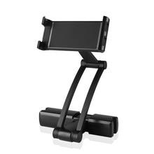 Universal Adjustable Tablet Stands Car Holder Tablet PC holder For Car Headrest Mount Stands for Aluminum