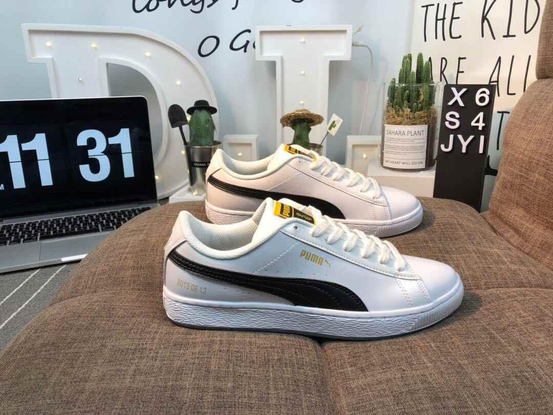 ... PUMA X BTS корзина лакированные туфли Bangtanboys сотруд классические  кроссовки унисекс Для мужчин Для ... bc14d34a5f6