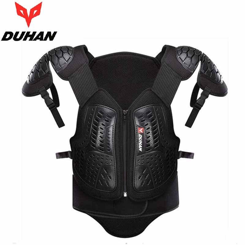 2017 nouveau motocros moto armure vêtements veste anti-chute costume corps ensemble équitation armures chevalier garde équipement coude