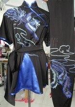 Customize Chinese wushu uniform Kungfu clothing Martial arts suit taolu clothes match for girl women men children boy kids
