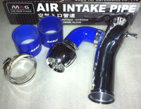 AIR INTAKES KIT for Toyota Reiz Mark X Crown 2.5 3.0, Lexus IS GS models, replacing directly oem pipe