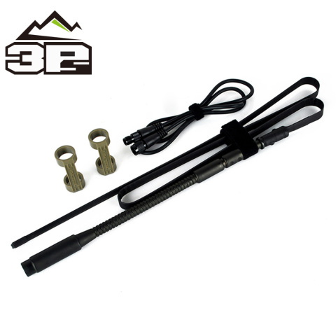 z tactical prc 148 152 antena pacote manequim tatico walkie talkie militar airsoft paintball wargame