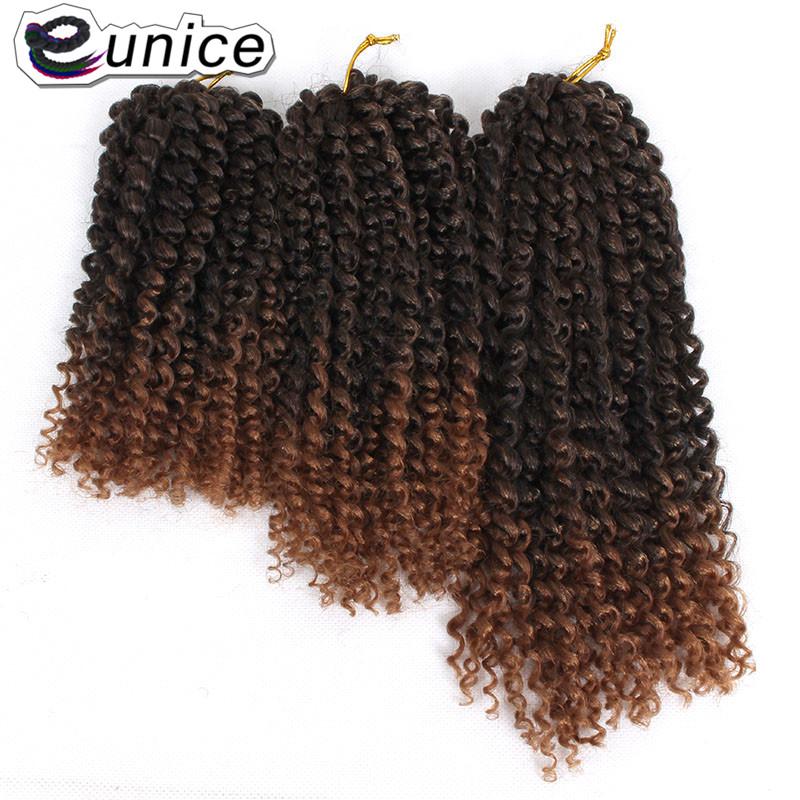 Mali Bob Afro Twist Curly Crochet Braids (3)