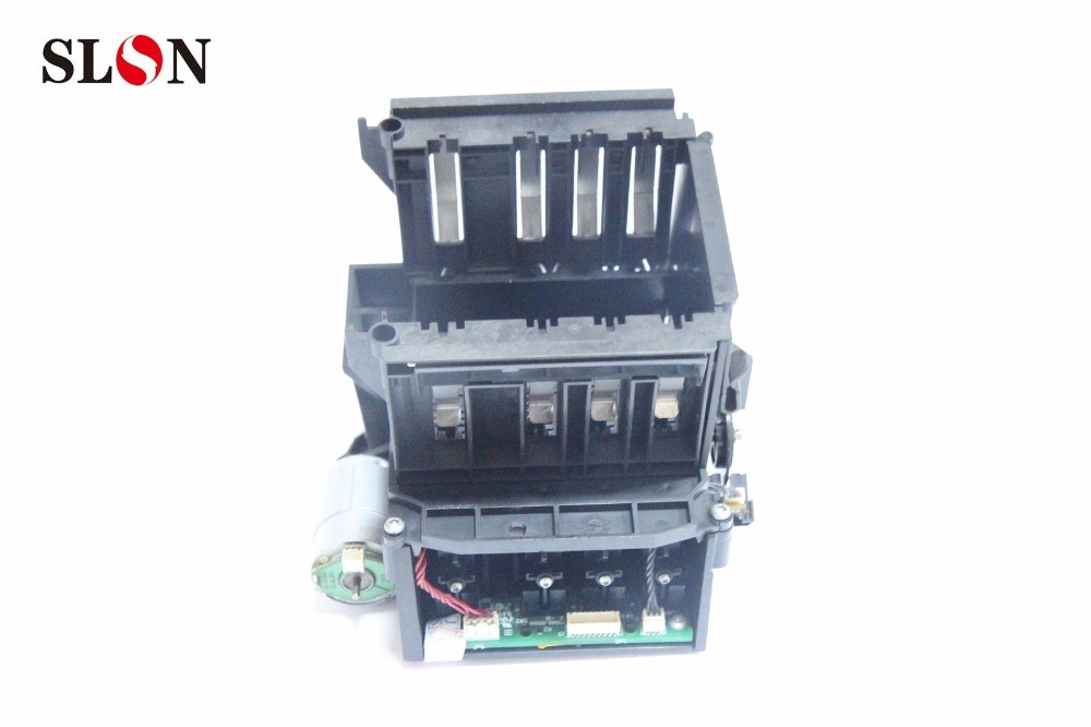 C7796-60209 C8109-67014 for HP Designjet 100 110 plus Ink Supply Station Assembly carriage assembly for hp designjet 70 100 110 hp business inkjet 2600 c7796 60022 c7796 60077 plotter part used