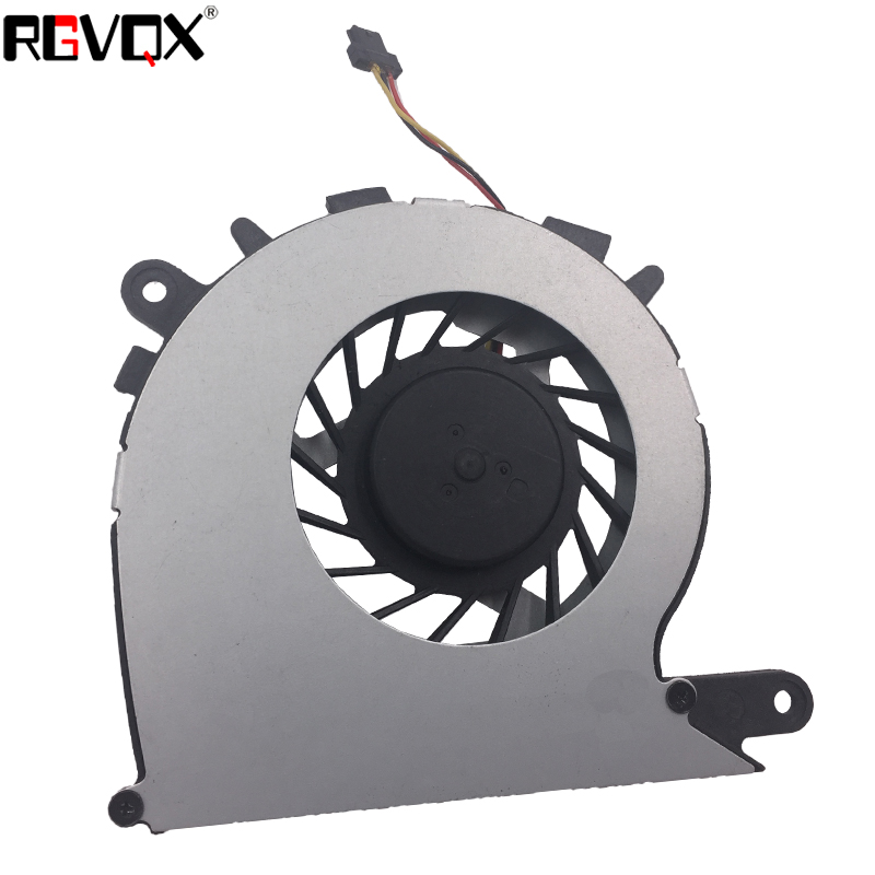 Купить с кэшбэком New Laptop Cooling Fan for TOSHIBA Satellite U840 U845 Original PN: EF50060V1-C050-G99 CPU Cooler/Radiator
