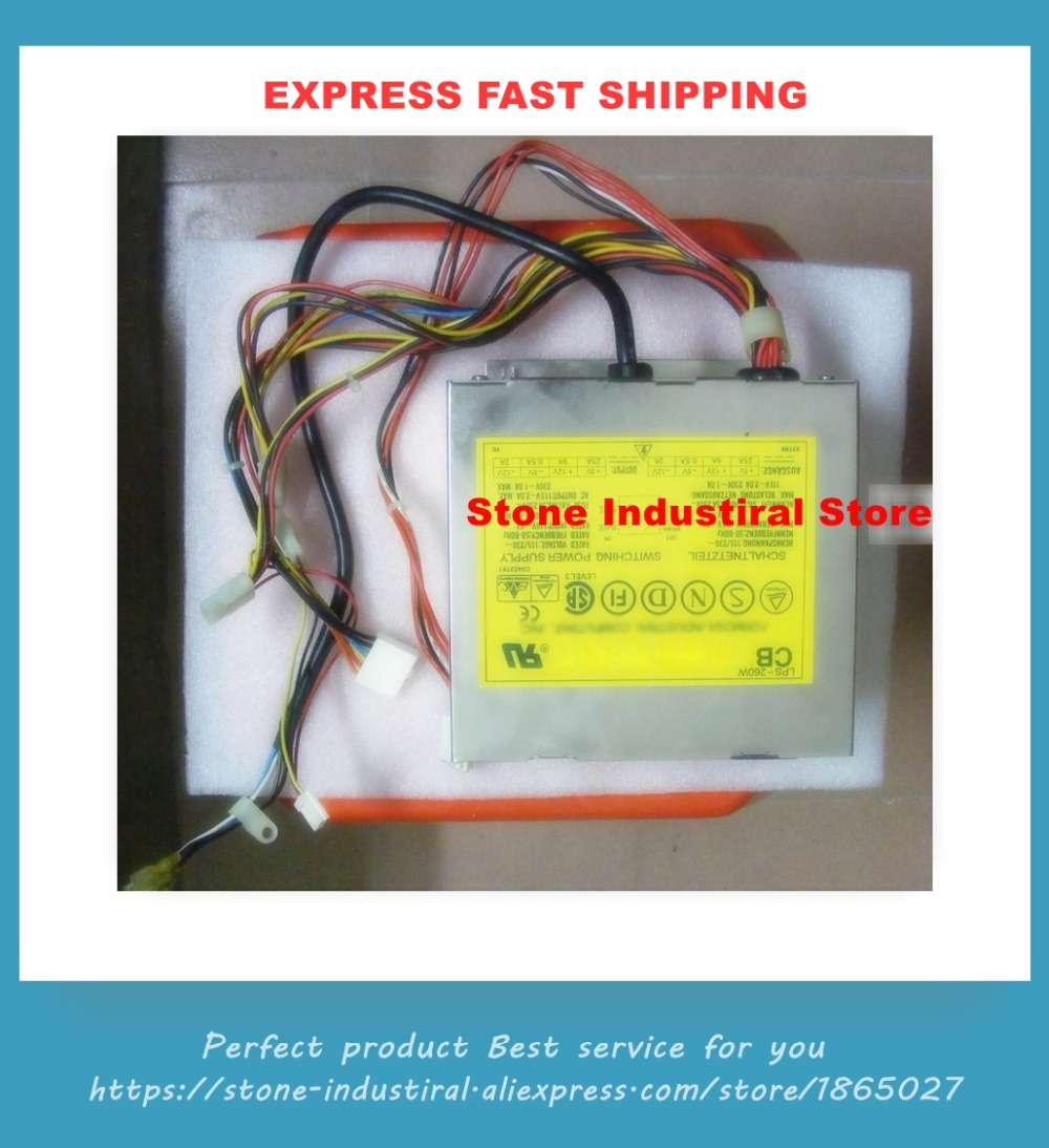 Industrial Control AT Power Supply LPS-260W 260W AT Industrial Power SupplyIndustrial Control AT Power Supply LPS-260W 260W AT Industrial Power Supply