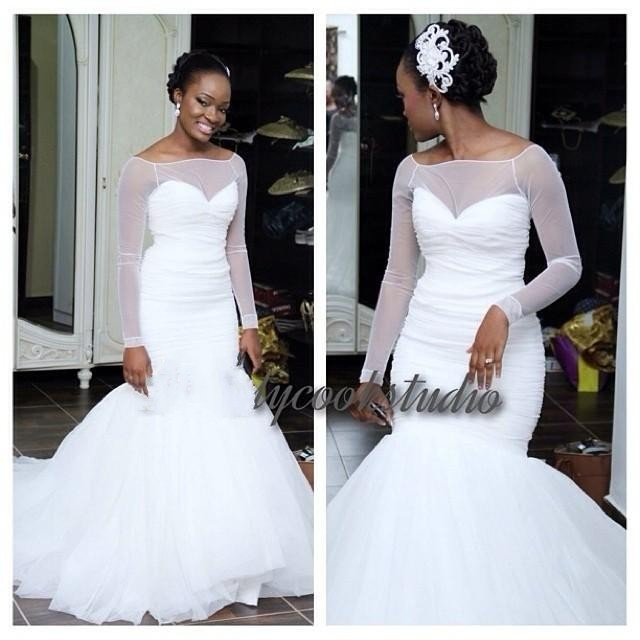 Cheap Wedding Gowns in Nigeria – fashion dresses