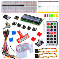 Free Shipping White Remote Control Kit For Raspberry Pi