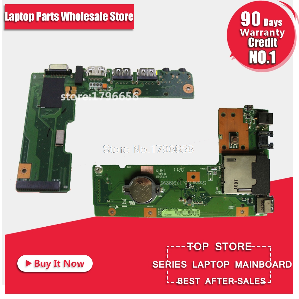 DC Power Board For ASUS K52 IO Board X52J A52J K52J K52JR K52JT K52JB K52N X52F K52F A52D K52D X52D X52N P52J Switch USB BOARD k52 k52j k52jr k52jc k52dr x52f k52f x52j for asus usb board original dc power jack board 60 nxmdc1000 k52jr dc board