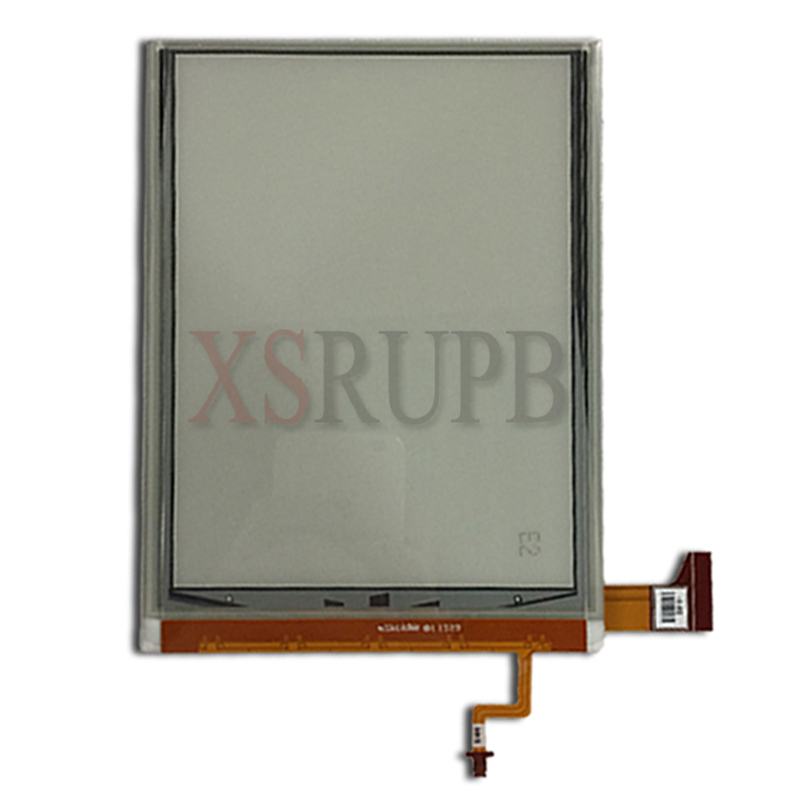 Original New ED068TG1 LF LCD Screen Backlit For KOBO Aura H2O Reader LCD Display Free Shipping