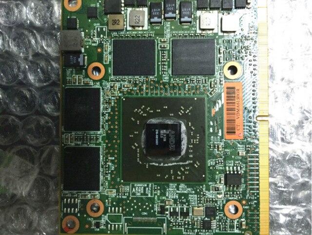 670940-001 HD6770M HD 6770M M5950 216-0810001 DDR5 1GB MXM A VGA Video Card for HP 8540W 8560W 8760w цены онлайн