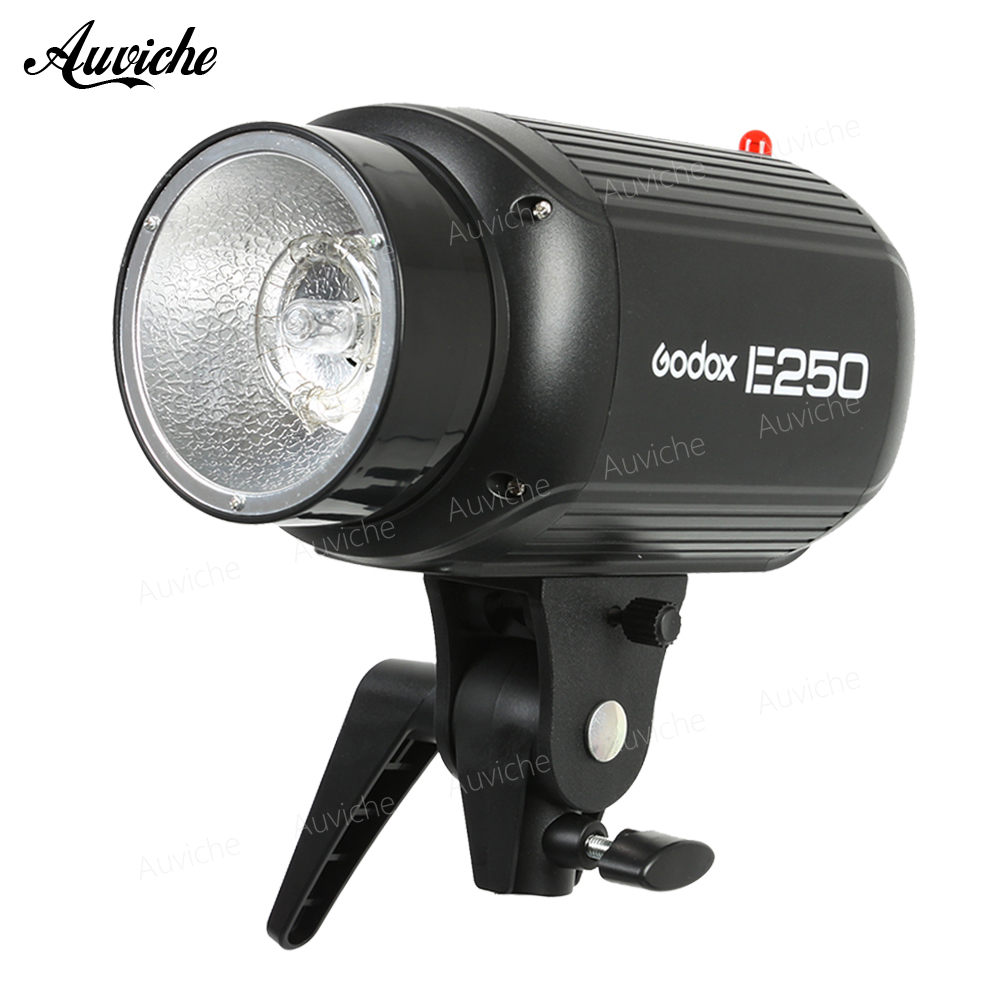 Godox E250 Photography Studio Strobe Photo Flash with wireless control 250W Studio Light port For shoot small products