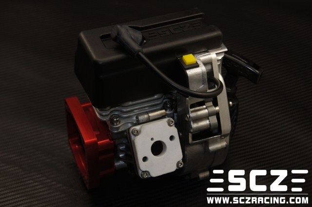 SCZ-E290 is suitable for high-power engine 9HP LOSI HPI BAJA 5B 5T 5SC billet rear hub carriers for losi 5ive t