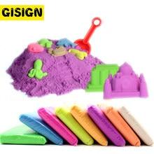 100 g/saco areia slime macia argila, novidade, praia, brinquedos, modelo, argila, dinâmica, areia, brinquedos para crianças