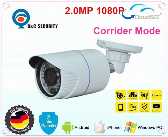 Digital WDR 2mp 1080P ip66 ir color ip network camera ...