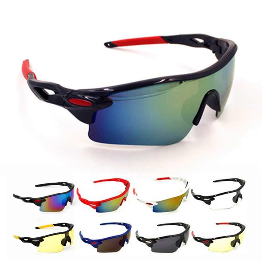76152a50fa 2019 Best Seller UV400 Sports Eyewear Windproof Mountain Bike Bicycle Glass  Sunglasses Gafas Ciclismo Men Women