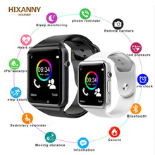 2019 TOP Smart Watch Clock Sync Notifier Support SIM TF Card Connectivity Apple iphone Android Phone Smartwatch PK GT08 U8 M2 A1 eastvita 10pcs lot dz09 smartwatch for apple android phone smart watch anti lost support sim tf card mp3 pk gt08 a1 u8