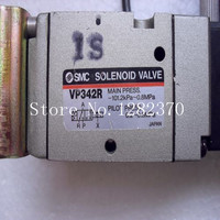 [SA] Japan SMC original 3 way pilot solenoid valve VP342R spot 2PCS/LOT