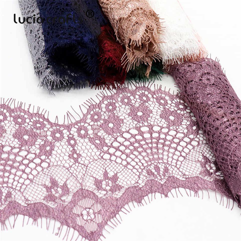 3 ярда 9,5 см, 11 цветов на выбор, Цветочная вышивка, кружевная ткань, отделка лентами, рукоделие, шитье, материалы ручной работы, R0503