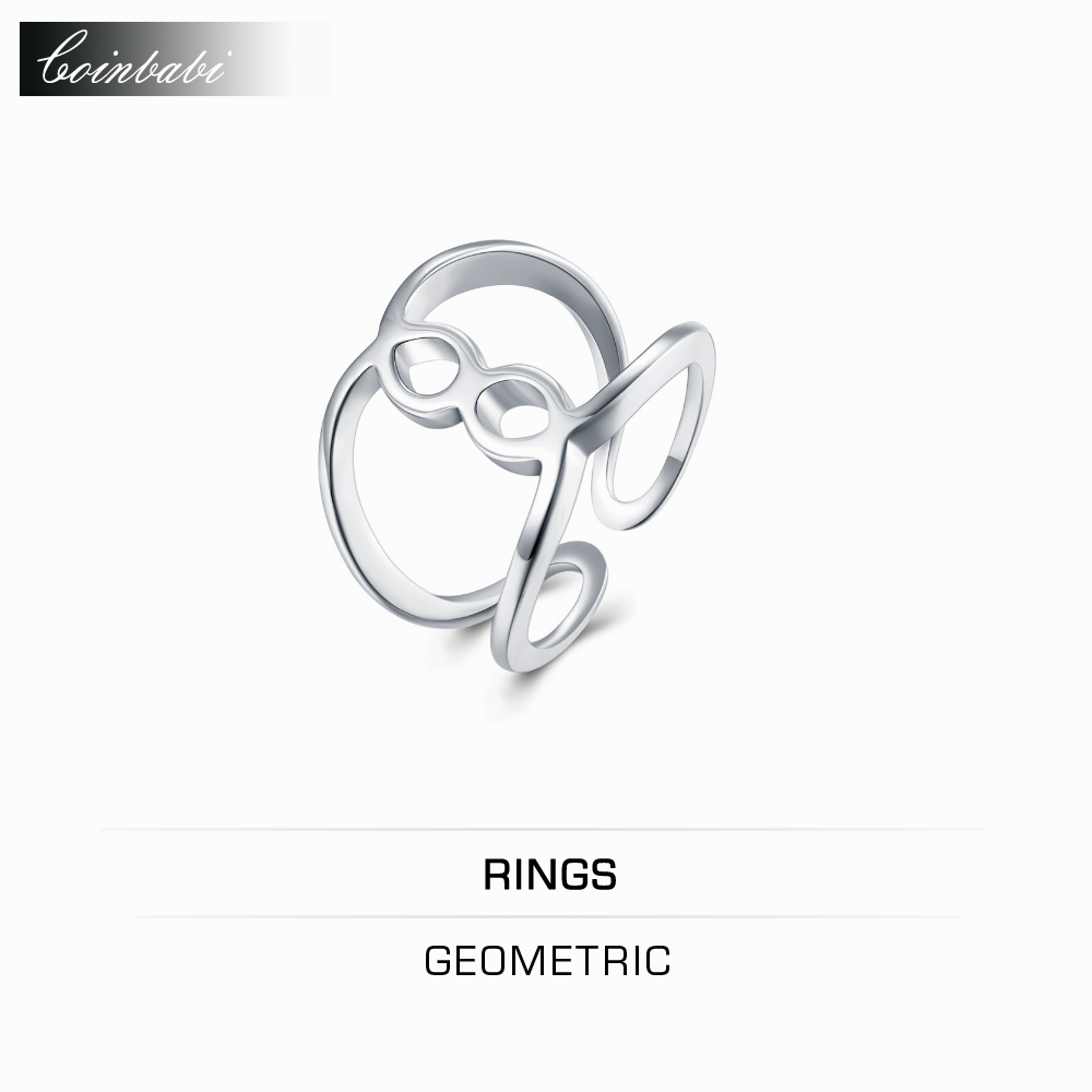 Ring Geometric,gold Plated 2017 New Ring Opening Fashion Jewelry  Wholesalers Wholesale Website Office 2017 New Plated Zirconia